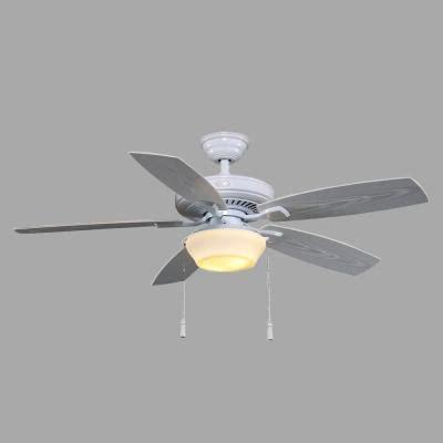 hton bay gazebo ceiling fan hton bay gazebo ii 52 in indoor outdoor white ceiling
