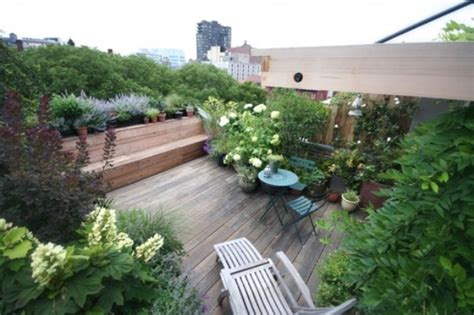 Picture Of Rooftop Terrace Design Ideas Garden Terracing Ideas