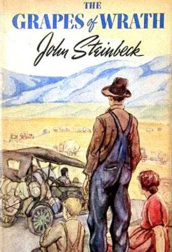 religious themes in grapes of wrath banned and challenged books fire
