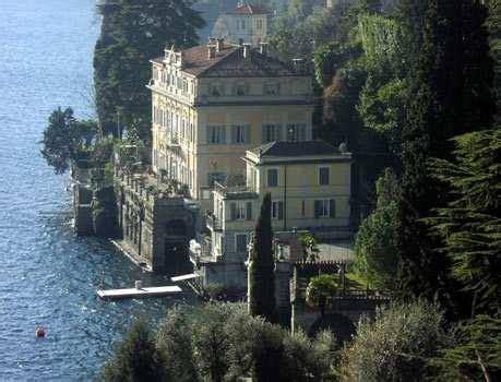george clooney home in italy casa de clooney villa oleandra italy in 2002 actor