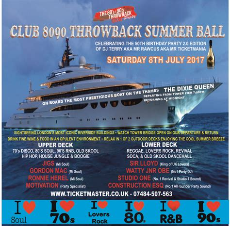 mi soul boat the club 8090 throwback summer ball boat party mi soul