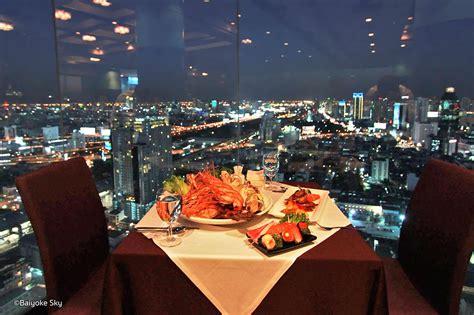 Baiyoke Floating Market Buffet On 75th Floor Bangkok Com Baiyoke Sky Hotel Buffet