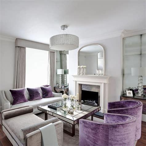 living room with purple sofa best 25 purple sofa ideas on purple living