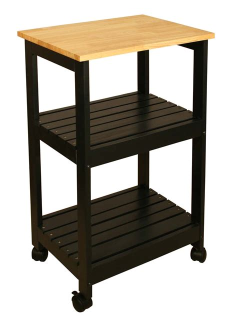 Kitchen Cart On Sale Utility Kitchen Cart Black Catskill Craftsmen On Sale