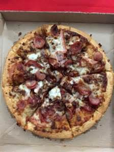 pizza meat lover t i domino s pizza aeon mall long bi 234 n from nando s chicken to a guzman burrito how long it