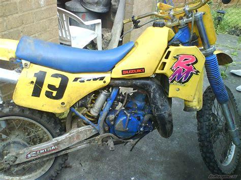 1986 Suzuki Rm 250 Bikepics 1986 Suzuki Rm 250