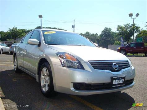2007 Nissan Altima 2 5 Sl by 2007 Radiant Silver Metallic Nissan Altima 2 5 Sl