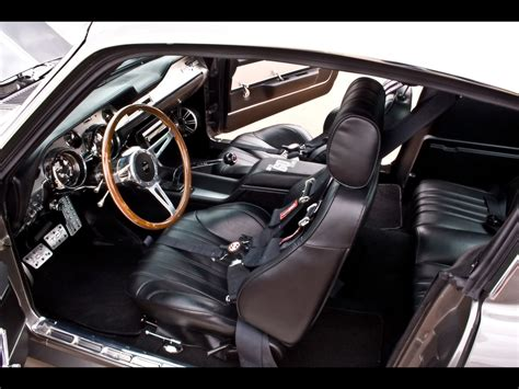 1967 Mustang Fastback Interior 1967 eleanor fastback mustang interior