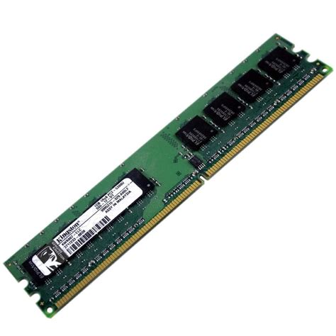 Ram Ddr2 Ecc kingston 1gb pc2 5300u ddr2 non ecc memory ram kwk007 elc