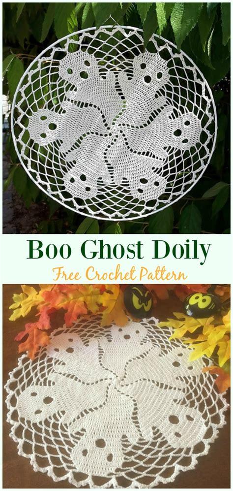 crochet doily  patterns instructions