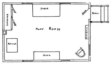 playhouse floor plans pdf diy floor plans outdoor playhouses download floating