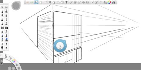 sketchbook pro ruler does the sketchbook pro what it takes