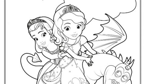 free printable coloring pages sofia the get this sofia the coloring pages free printable 78426