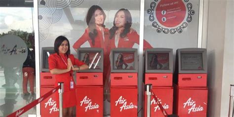 airasia indonesia check in airasia indonesia sediakan check in kiosk di soekarno