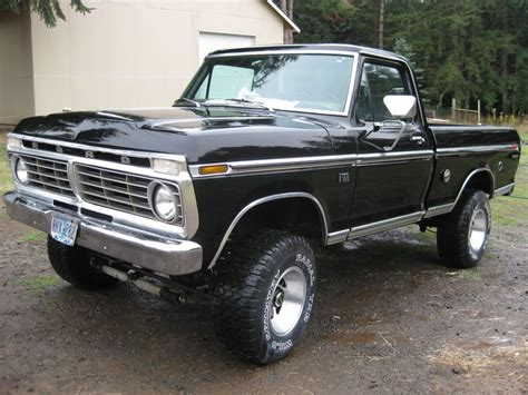 Old Ford Short Bed Trucks 4x4 For Sale   Autos Post