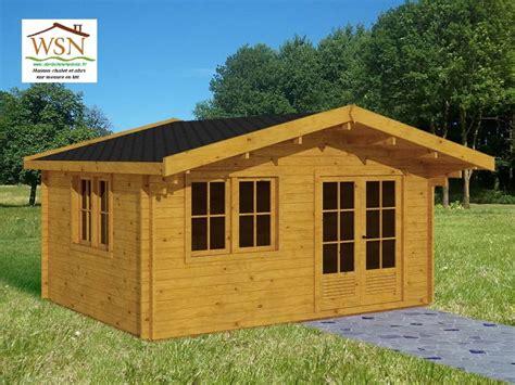 abri de jardin bois 20m2 aveyron 20m 178 5000x4000 44mm ws570 wsn abris chalet maison et garage en bois