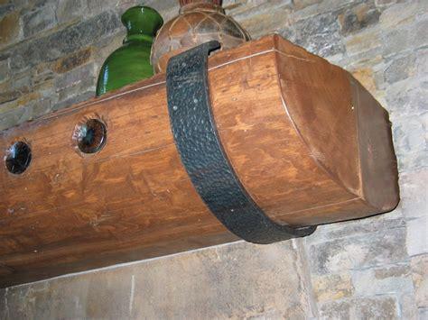 Decorative Mantel Brackets Acutech Works Welding And Blacksmithing Iron Stair Rails