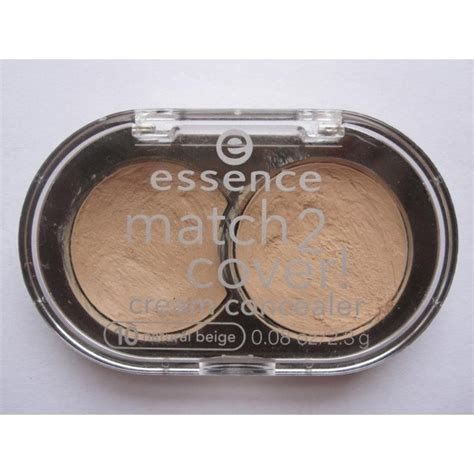 Essence Match 2 Cover Concealer essence match 2 cover concealer erfahrungsberichte