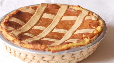 ricotta come cucinarla pastiera napoletana senza burro come cucinarla edo