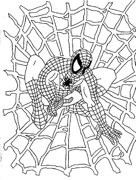 free printable superhero coloring pages az coloring pages
