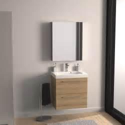 meuble de salle de bains remix imitation ch 234 ne 61x48 5 cm