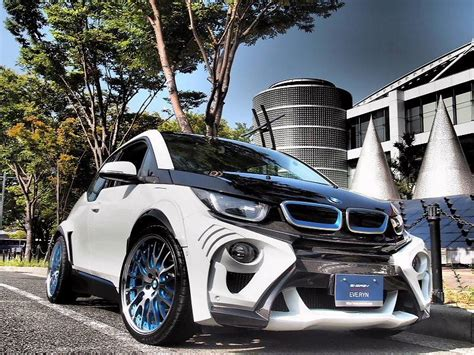 Dress Mini Rumbai ryn bmw i3 japaner bauen elektroauto im tuning dress