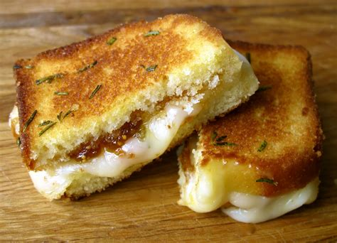 Spesial Cheese the f unemployment special poundcake grilled cheese
