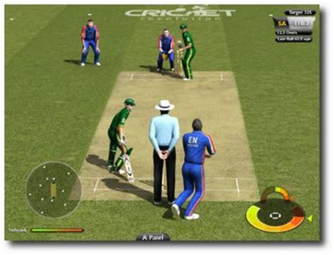 cricket to play cricket