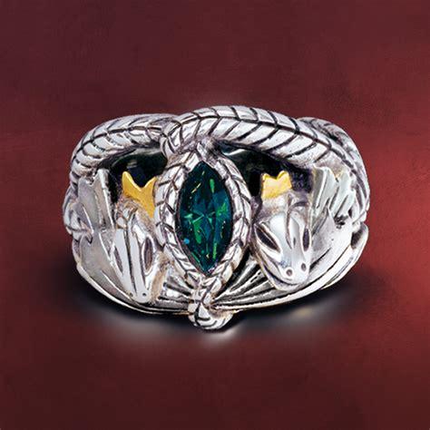 Eheringe Herr Der Ringe by Herr Der Ringe Aragorns Ring Elbenwald