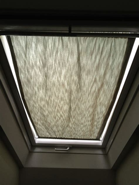 roof window curtain 25 best ideas about skylight covering on pinterest