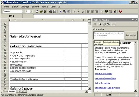 download invoice spreadsheet template microsoft works