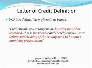 Certification In Letter Of Credit What Is Letter Of Credit Presentation 4 Lc Worldwide International Letter Of Credit