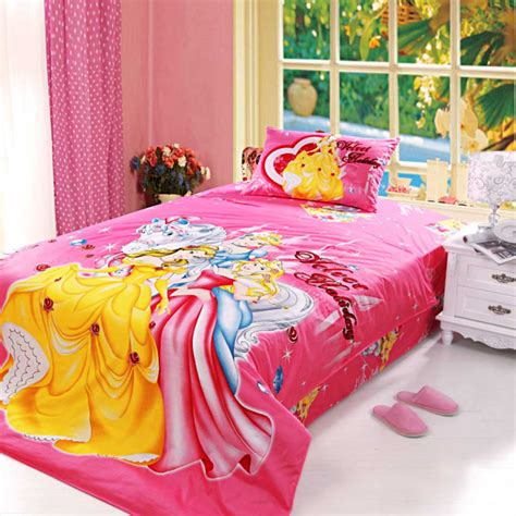 girls bed set little girls bedding set 4pcs twin size ebeddingsets