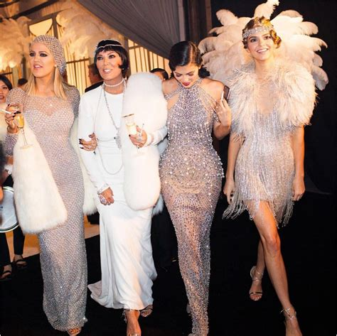 1920s themed party entertainment the most over the top kardashian jenner parties ever ain