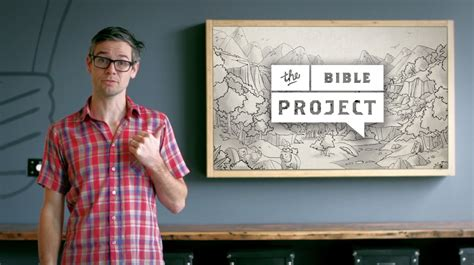 the project what is the bible project