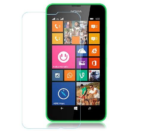 Nokia Lumia 530 Premium Anti Gores Kaca Tempered Glass Screen Guard 2 9h anti scratch tempered glass screen for nokia lumia 530 rm 1017 rm 1018 ebay