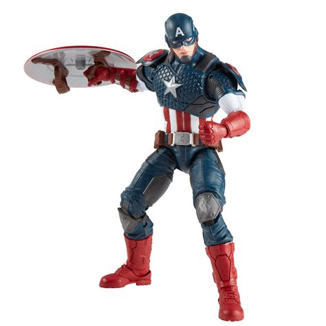 Daymart Toys Captain America Figure marvel legends series 12 inch captain america toys