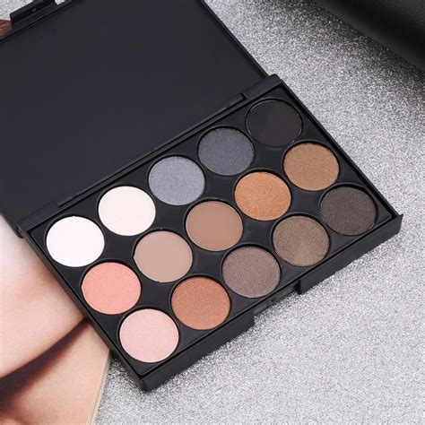 Eyeshadow Quality high quality 15 colors matte matte shimmer eyeshadow