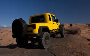 Jeep Independence Mopar Underground Jeep And Ram Run At Moab Motor Trend