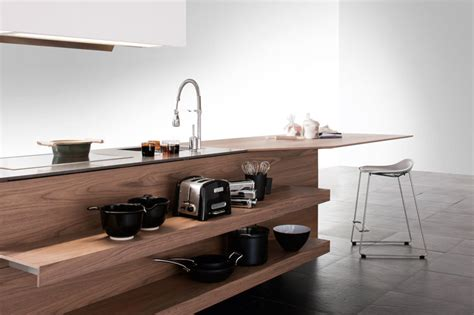 Modern Kitchen Island Table by Contemporary Kitchen Wood Table Olpos Design