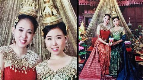 Dress Bangkok Bkk 0023 traditional thai dress photoshoot in bangkok thailand travel vlog