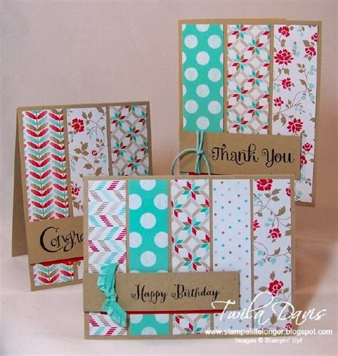Simple Handmade Card Ideas - 25 best ideas about cards on card