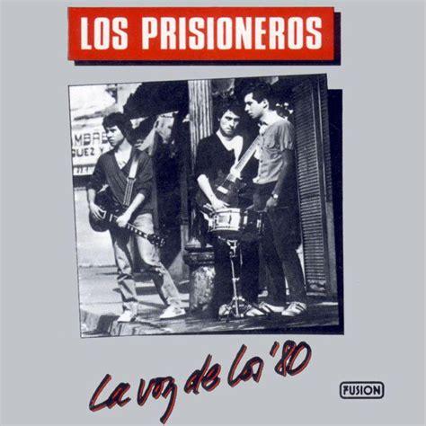 imagenes rockeras de los 80 reeditan debut de los prisioneros novedades chile