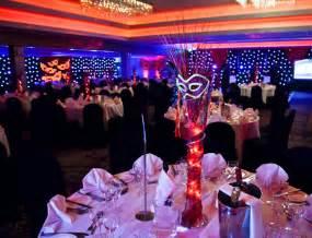 70th Birthday Party Centerpieces by Masquerade Ball Theme Party In Milton Keynes Northampton