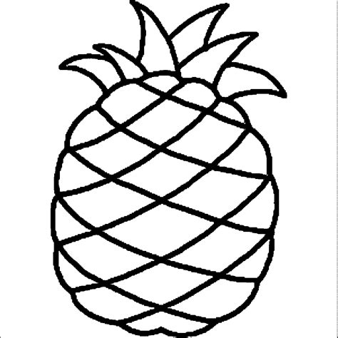 pineapple coloring page new coloring pages pineapples collection printable