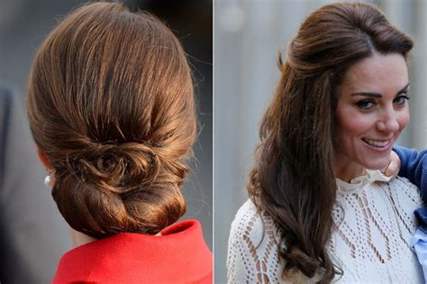 Kate Middleton Hairstyles by Copy Kate Middleton S Canada Royal Hairstyles How To Get