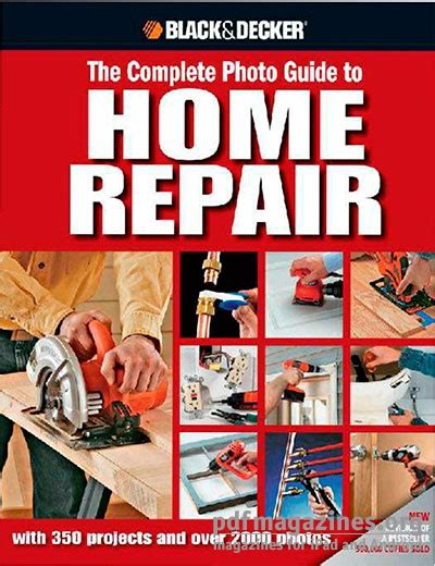 the complete photo guide to home repair 187 free pdf