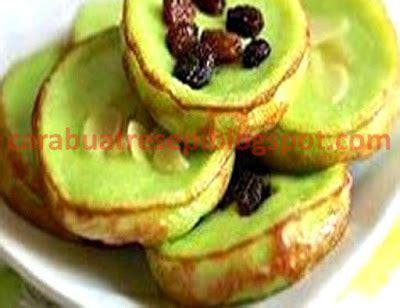 membuat makanan ringan dari kacang hijau cara membuat kue lumpur pandan hijau tanpa kentang resep