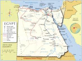 Egypt Map Africa by Maps Of Africa Pictures And Information