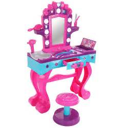Vanity Set Toys R Us Pink Salon Vanity Set Stool Mirror